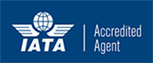 IATA Accredited Agent Code 27215731